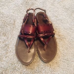 Mossimo Supply Co Target Sandals 8